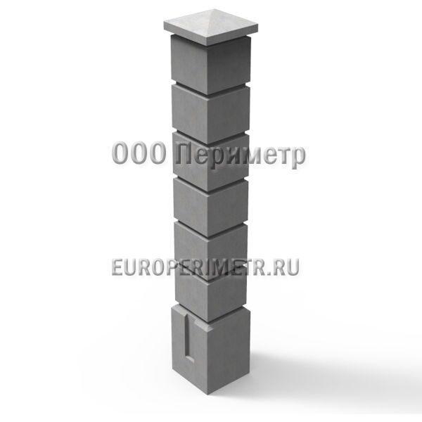Купить столбы из прессованного бетона бетон гвоздик